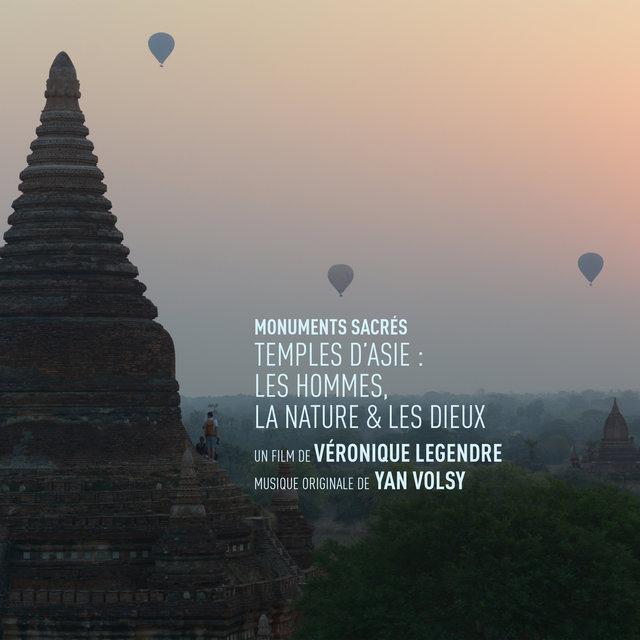 Temples d'Asie: Les hommes, la nature et les dieux (Monuments sacrés) [Bande originale du documentaire]