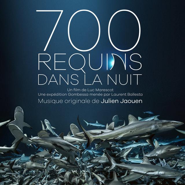Couverture de 700 requins dans la nuit (Bande originale du film)