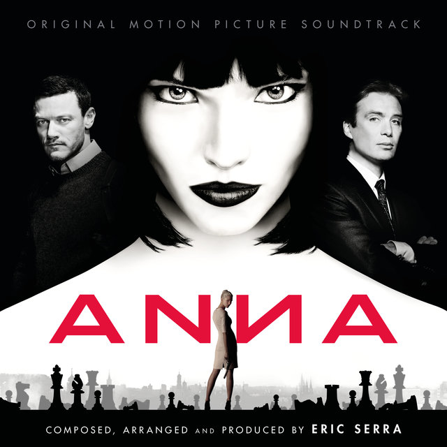 Couverture de Anna (Original Motion Picture Soundtrack)