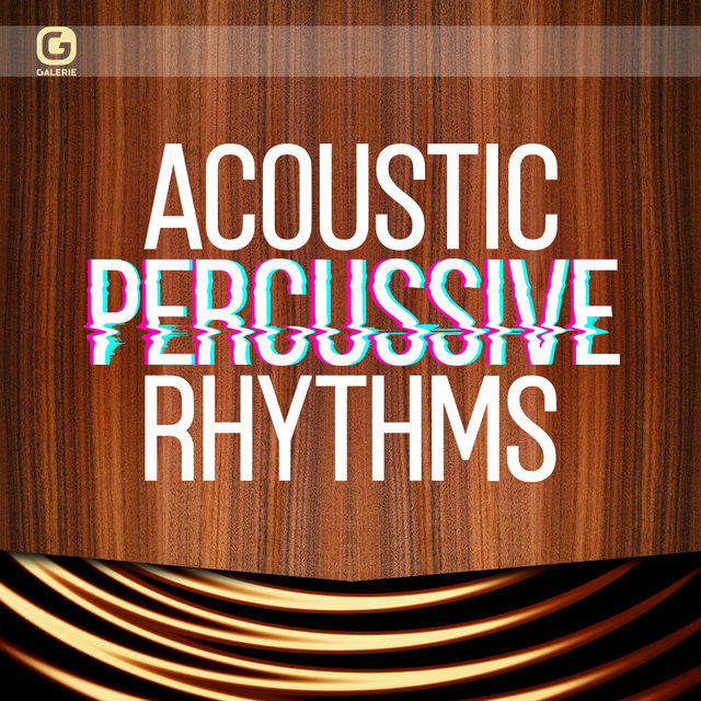 Acoustic Percussive Rhythms