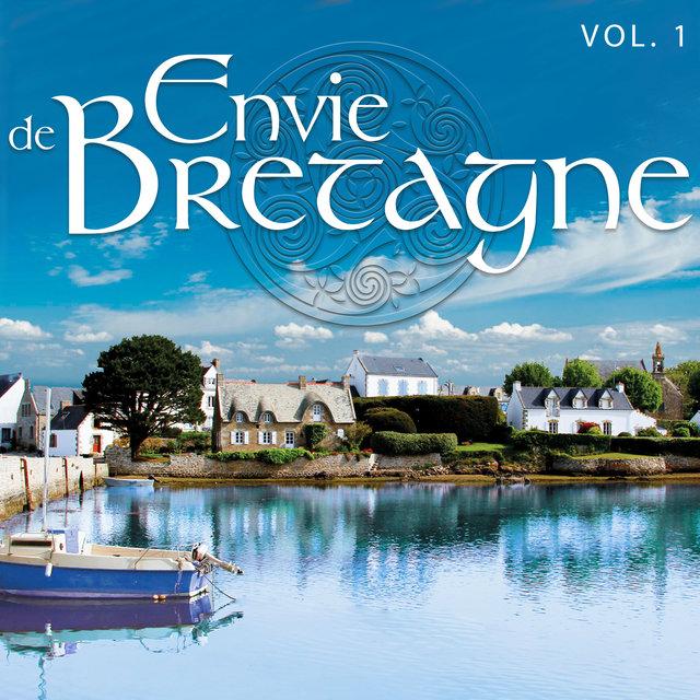 Couverture de Musique celtique: Envie de Bretagne, Vol. 1