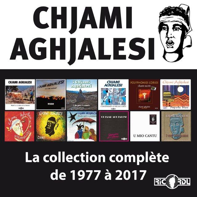 Chjami Aghjalesi, la collection complète de 1977 à 2017