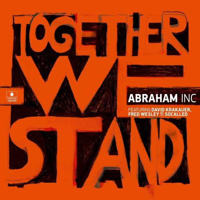 Couverture de Together We Stand