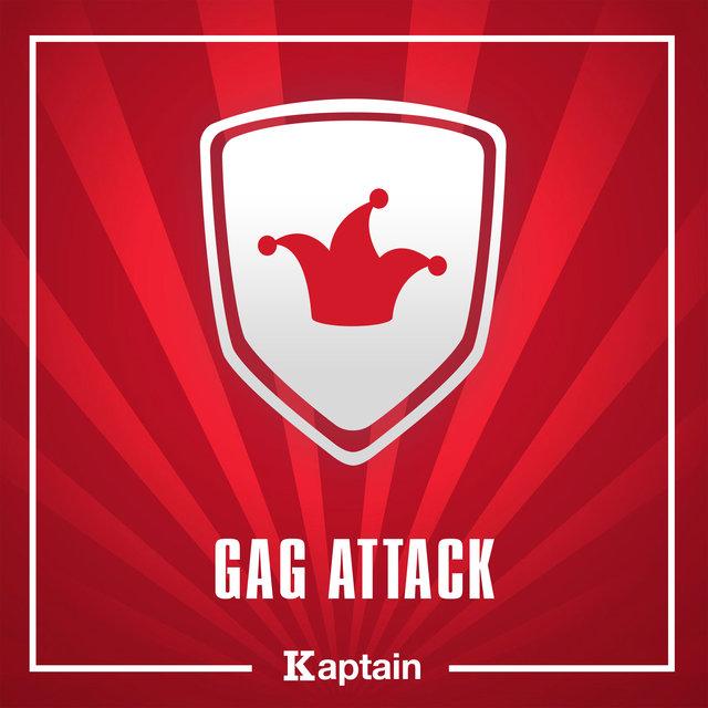 Couverture de Gag Attack
