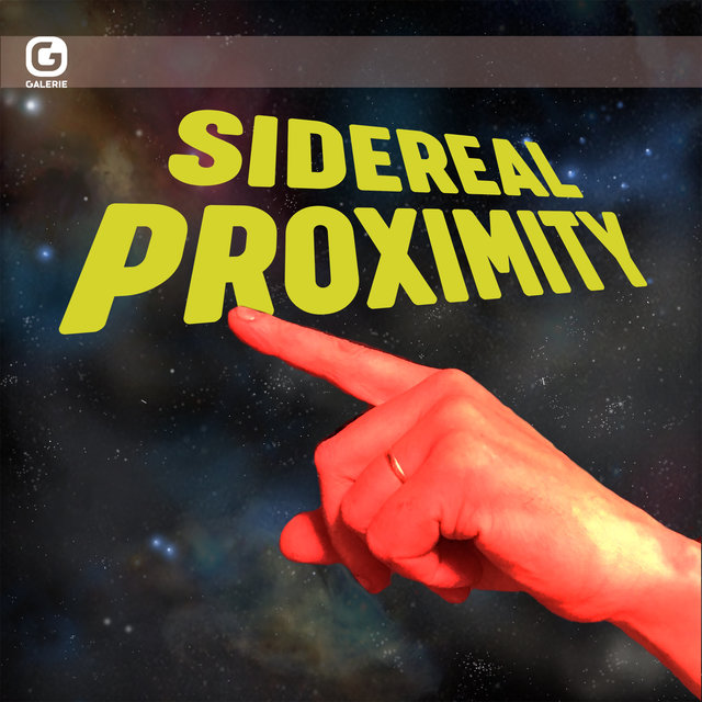 Couverture de Sidereal Proximity