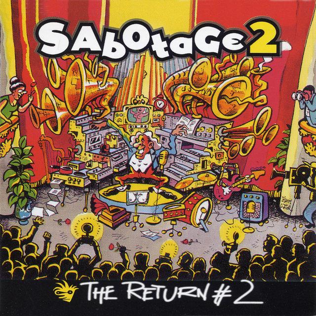 Couverture de Sabotage 2: The Return #2