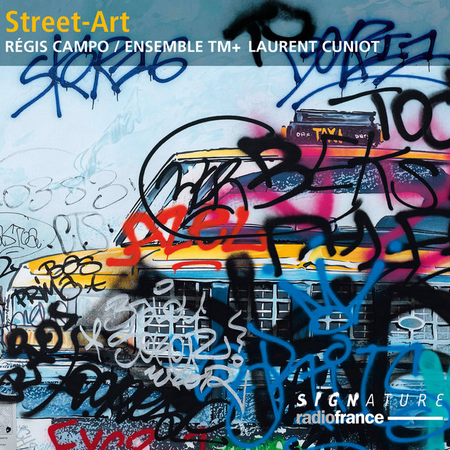 Couverture de Street-Art