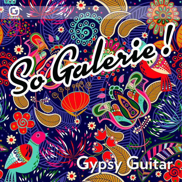 So Galerie! Gypsy Guitar