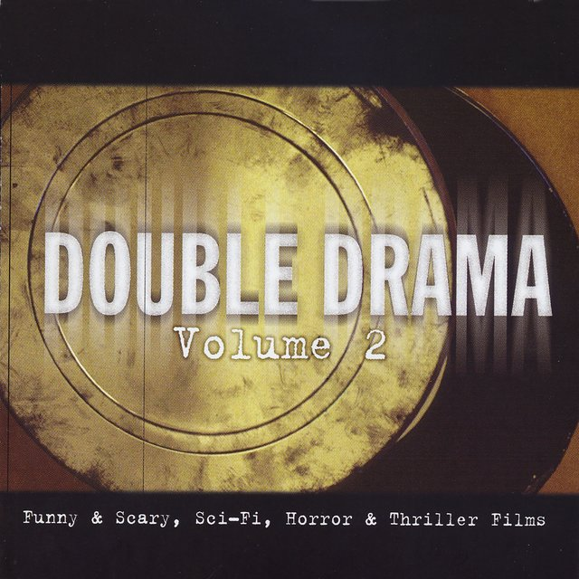 Double Drama, Vol. 2: Funny & Scary, Sci-Fi, Horror & Thriller Films