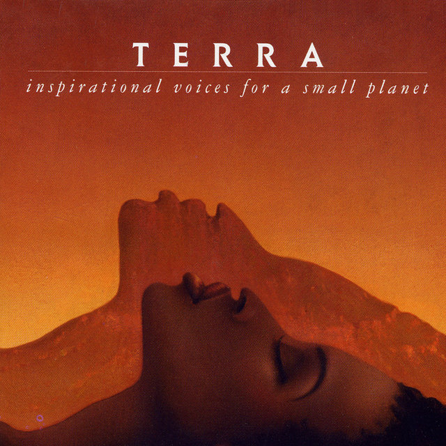 Couverture de Terra: Inspirational Voices for a Small Planet