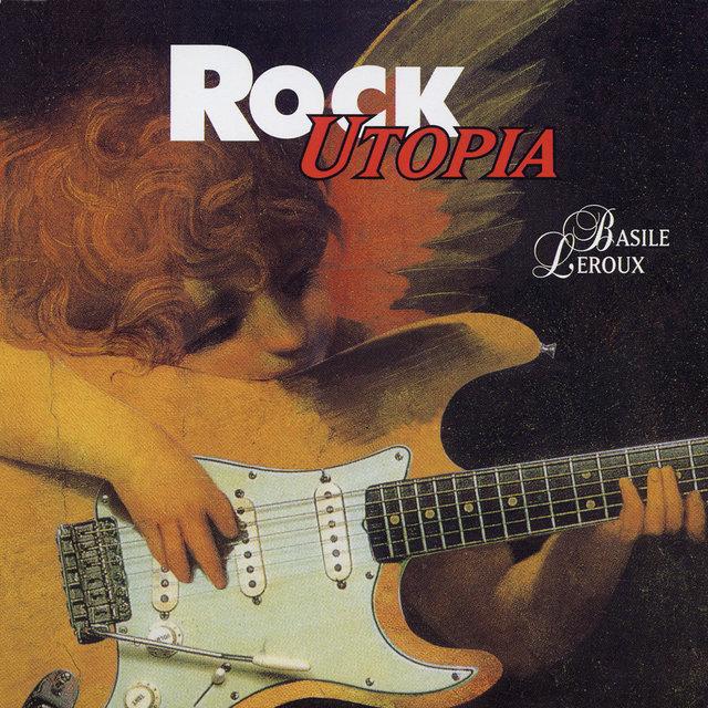 Couverture de Rock Utopia