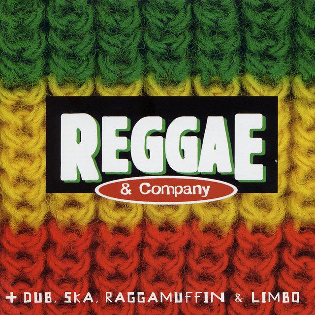 Couverture de Reggae & Company: Dub, Ska, Raggamuffin & Limbo