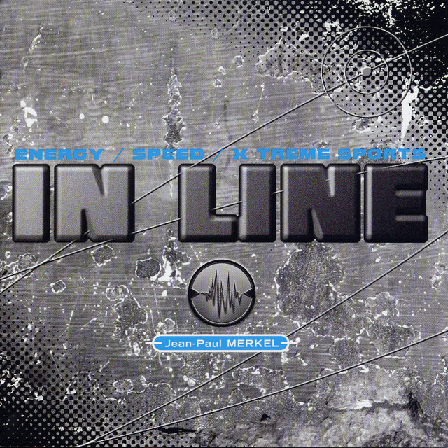 Couverture de In Line: Energy, Speed, X-Treme Sports