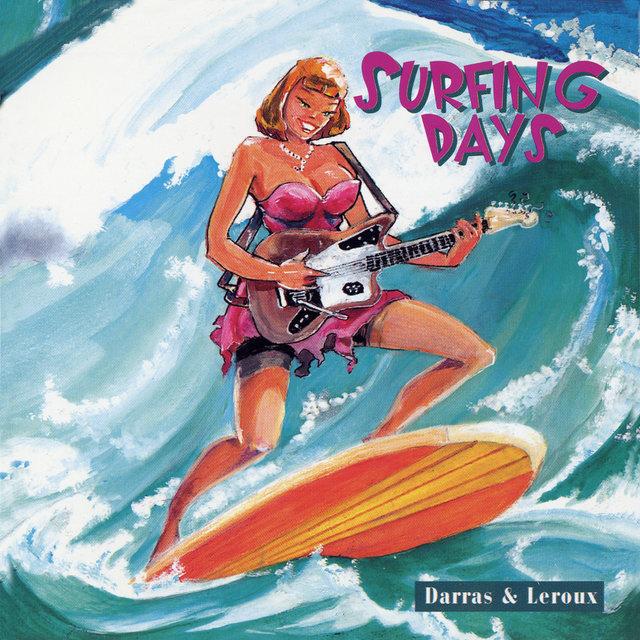 Couverture de Surfing Days