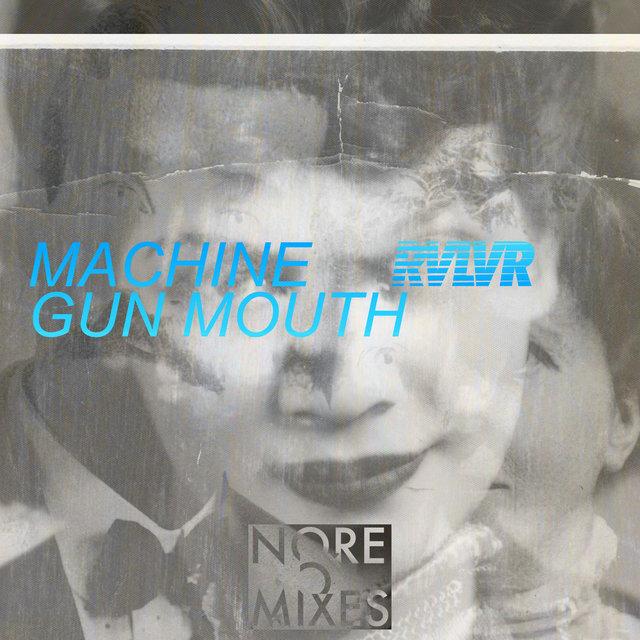 Couverture de Machine Gun Mouth