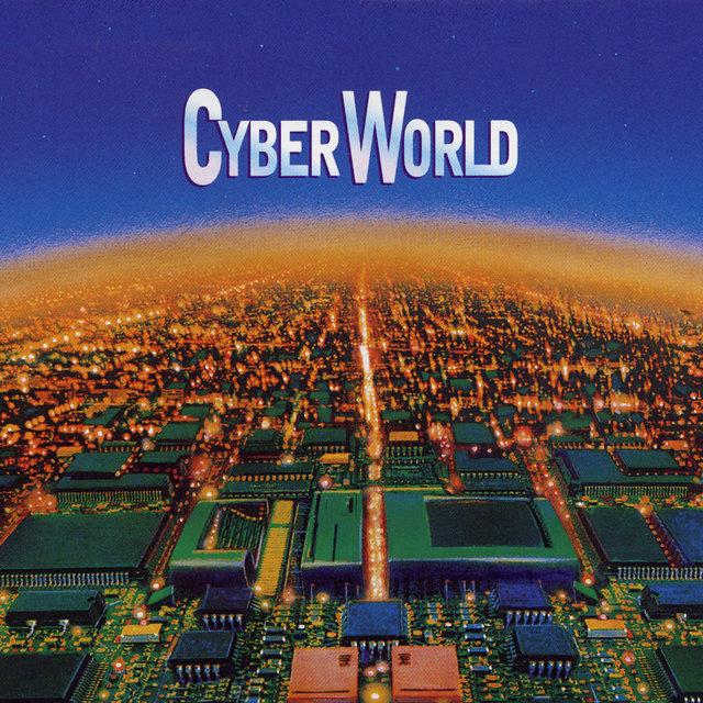 Couverture de Cyber World