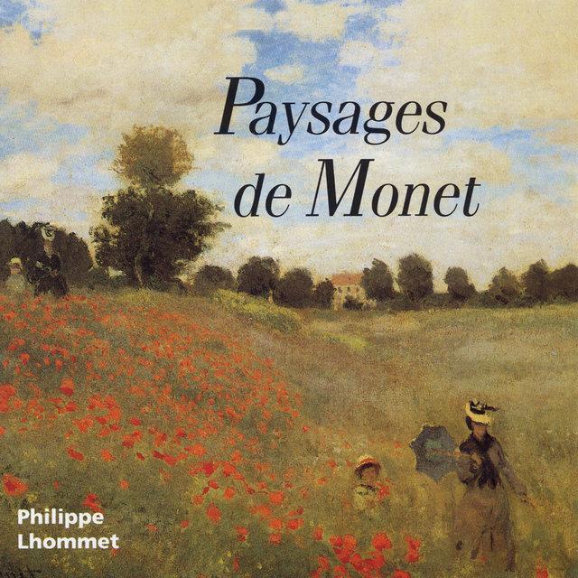 Couverture de Paysages de Monet