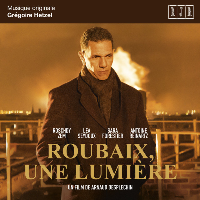 Roubaix, une lumière (Bande originale du film)