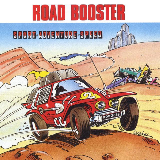 Couverture de Road Booster: Sport, Adventure, Speed