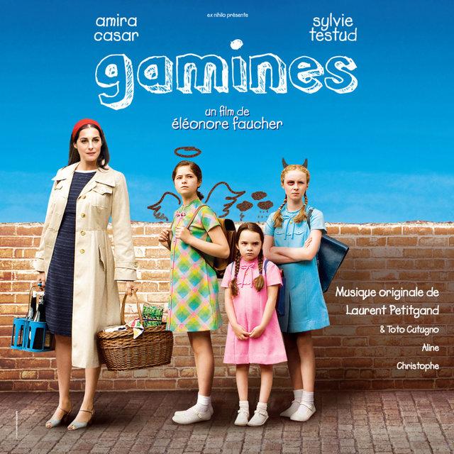 Couverture de Gamines (Bande originale du film)