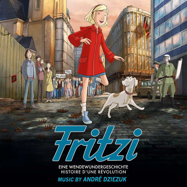 Couverture de Fritzi (Original Motion Picture Soundtrack)