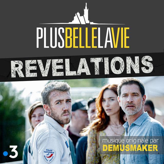 """Plus belle la vie """"Révélations"""" (Bande originale de la série TV)"""