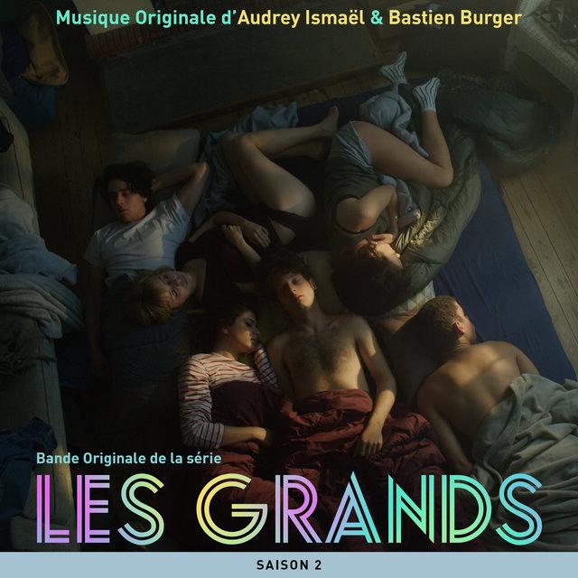 Couverture de Les Grands - Saison 2 (Bande originale de la série télévisée)