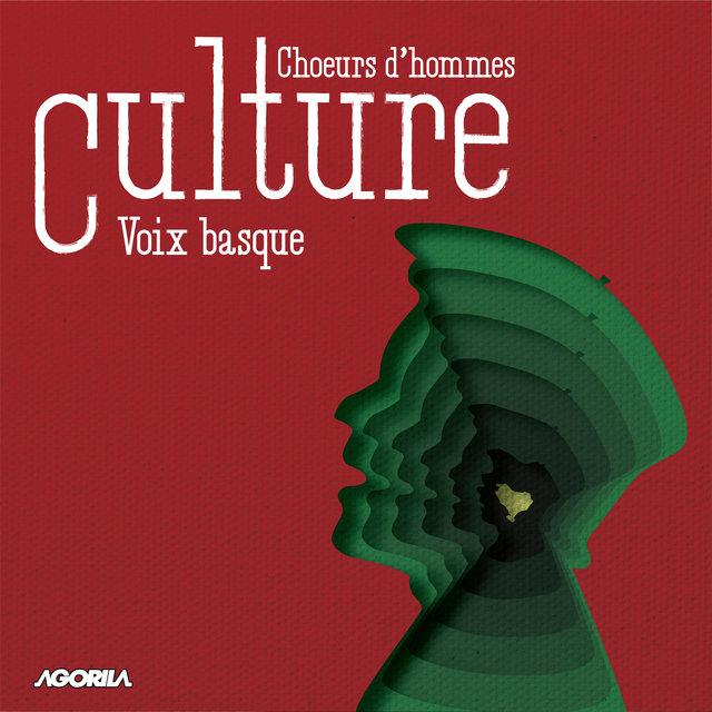 Couverture de Culture voix basques : chœurs d'hommes