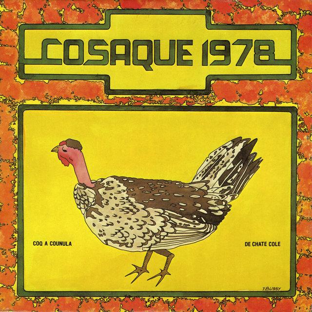 Couverture de Cosaque 1978