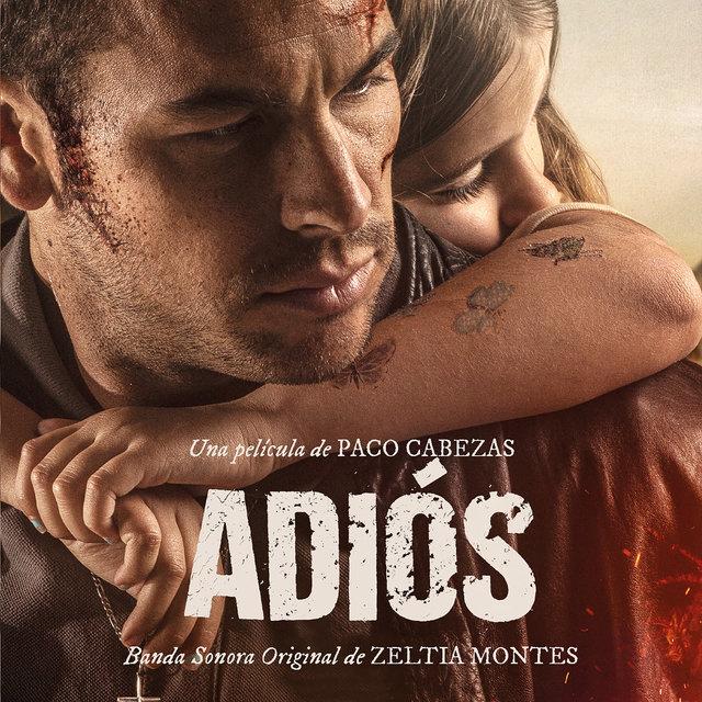 Couverture de Adiós (Original Motion Picture Soundtrack)