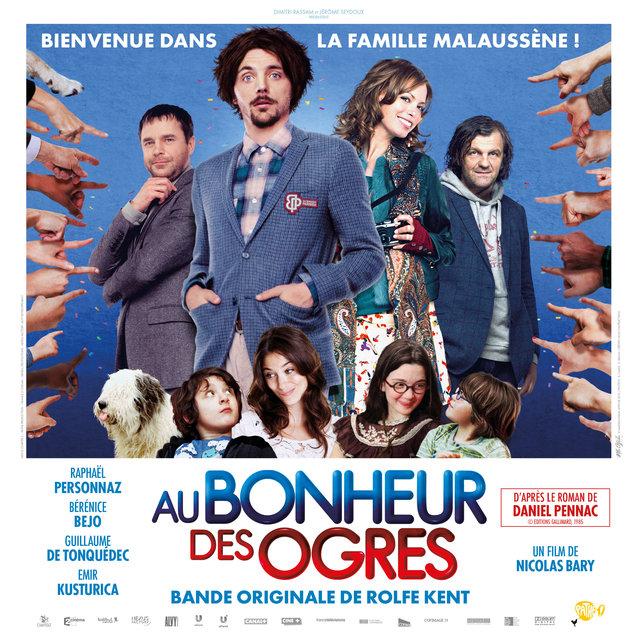 Au bonheur des ogres (Bande originale du film)
