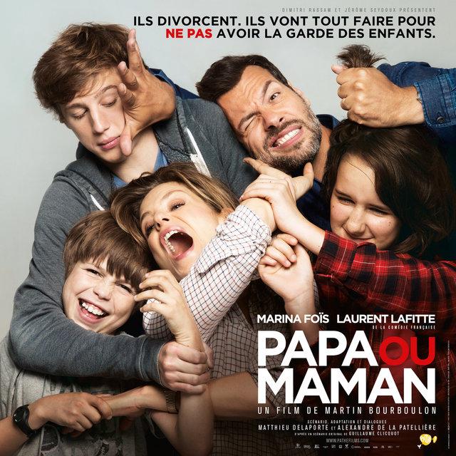 Papa ou maman (Bande originale du film)