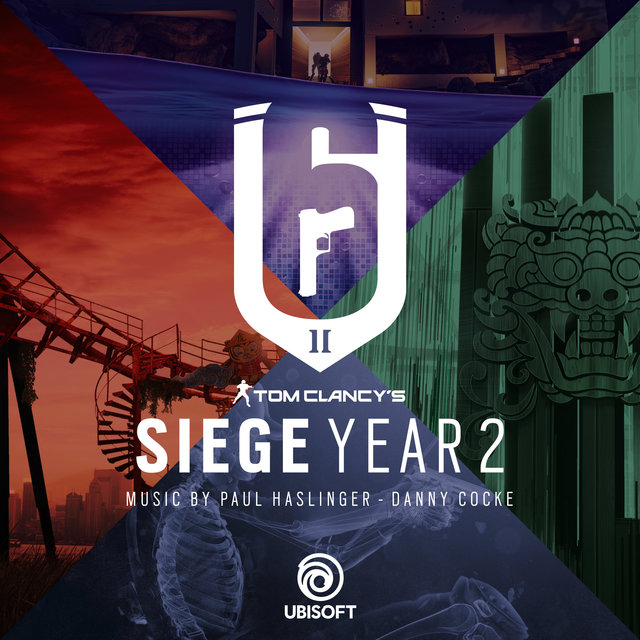 Rainbow Six Siege: Year 2 (Original Music from the Rainbow Six Siege Series)