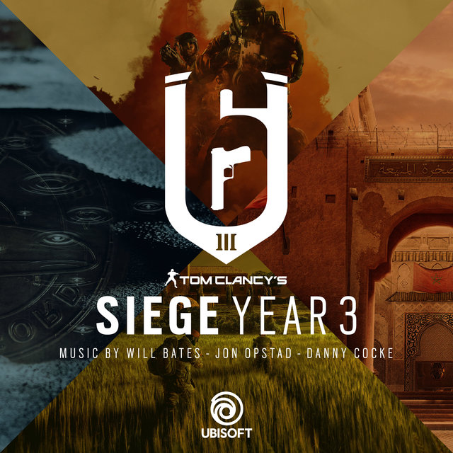 Rainbow Six Siege: Year 3 (Original Music from the Rainbow Six Siege Series)
