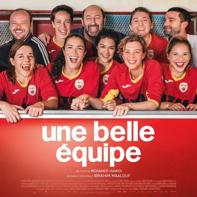 Couverture de Une belle équipe (Bande originale du film)