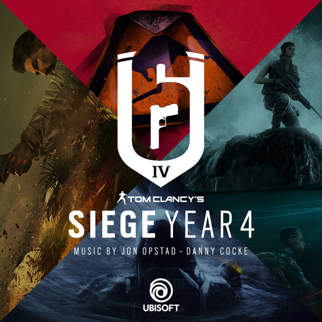 Couverture de Rainbow Six Siege: Year 4 (Original Music from the Rainbow Six Siege Series)