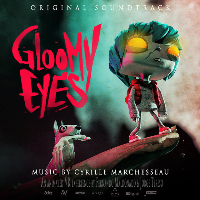 Gloomy Eyes EP (Original Motion Picture Soundtrack)