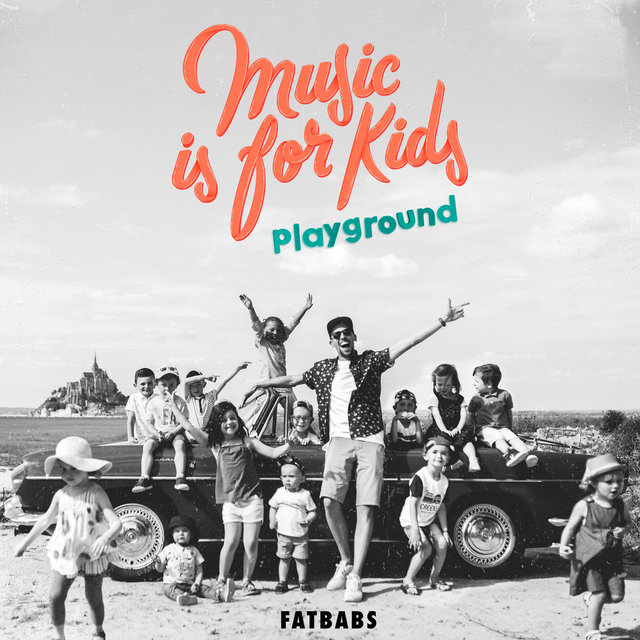 Music Is for Kids - Playground