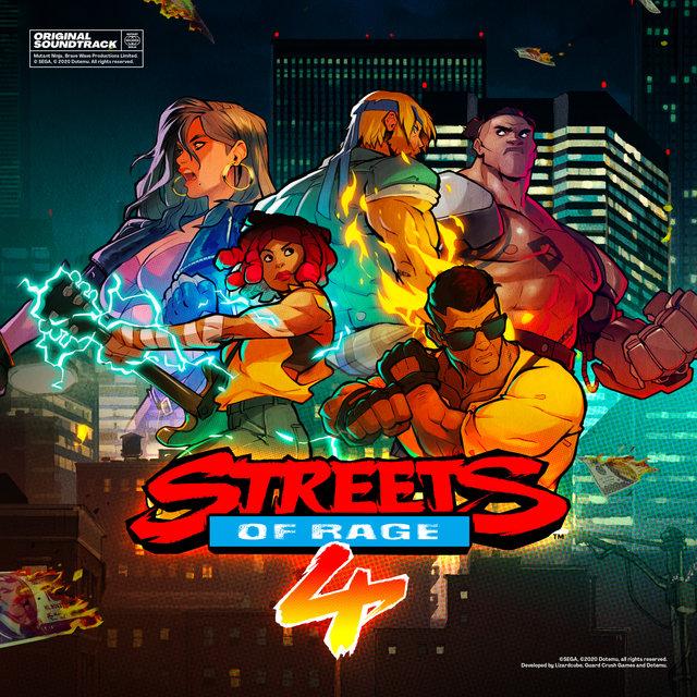 Streets of Rage 4 (Original Game Soundtrack)
