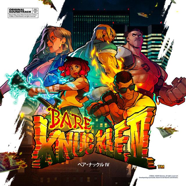 Bare Knuckle IV (Original Game Soundtrack)