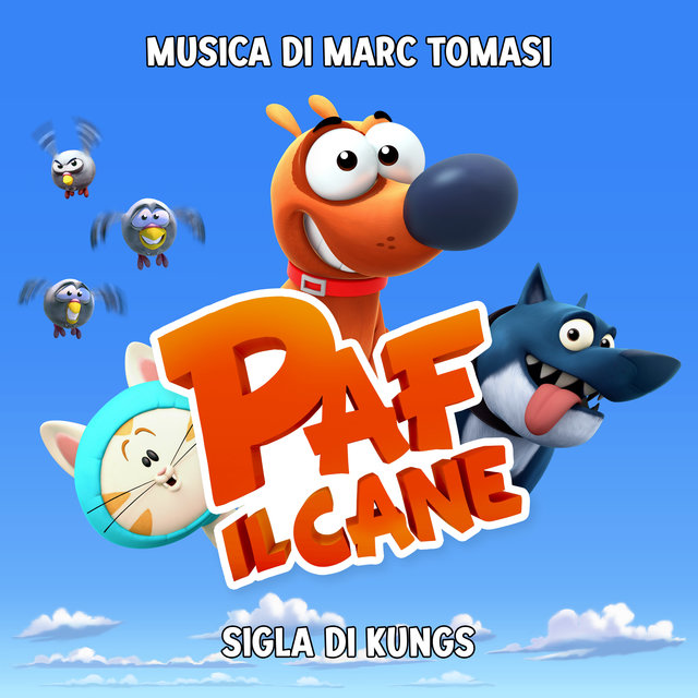 Paf il cane (Colonna sonora originale TV)