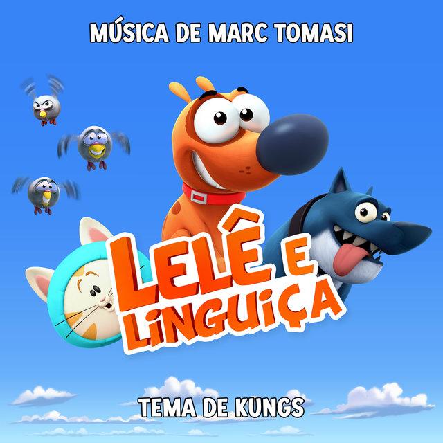 Lelê e Linguiça (Trilha sonora original della serie)