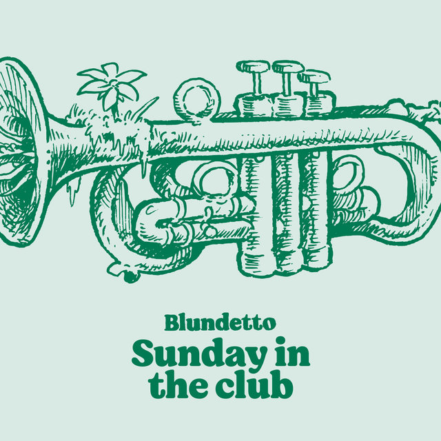 Couverture de Sunday in the Club
