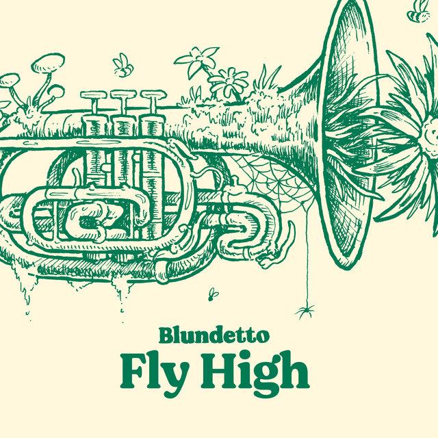 Couverture de Fly High