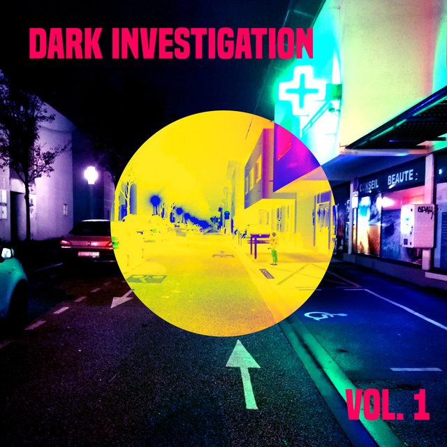 Couverture de Dark Investigation, Vol. 1