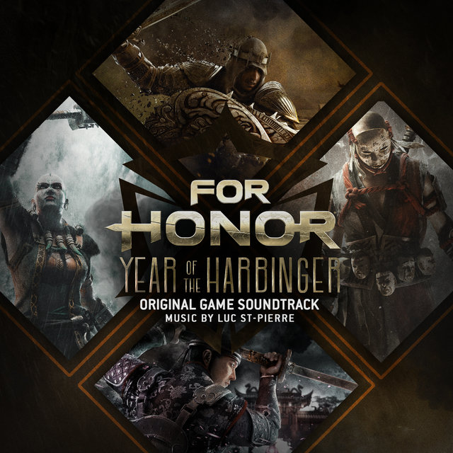 Couverture de For Honor: Year of the Harbinger (Original Game Soundtrack)