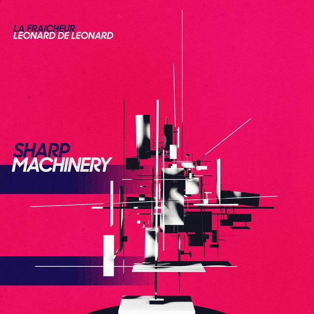 Couverture de Sharp Machinery
