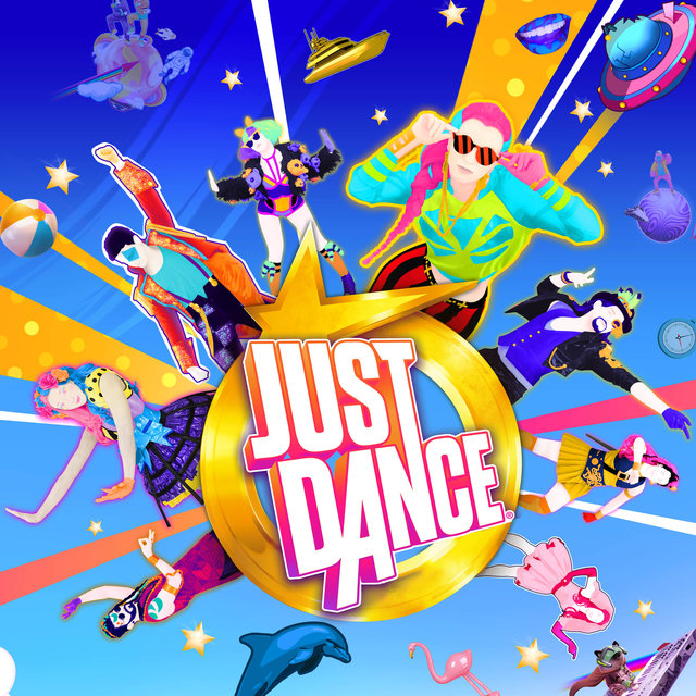 Couverture de Just Dance (Original Creations & Covers from the Video Game)