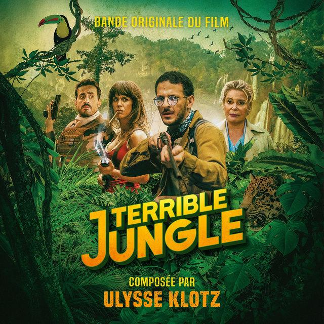 Terrible jungle (Bande originale du film)