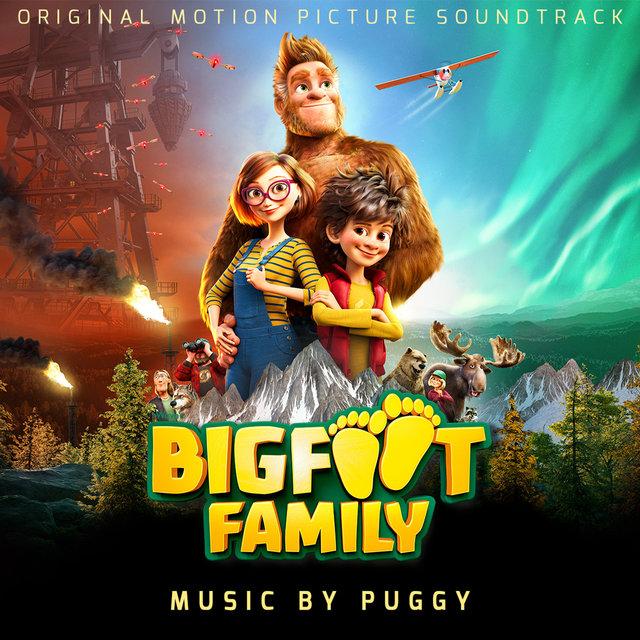 Bigfoot Family (Original Motion Picture Soundtrack)
